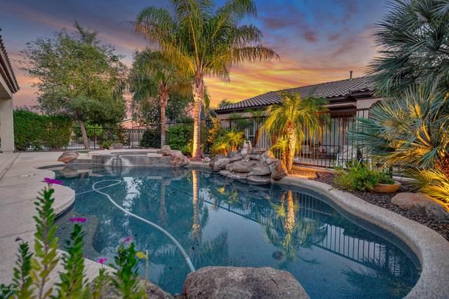 12731 W Jasmine Trail, Peoria, AZ 85383 (MLS #6145442) :: TIBBS Realty