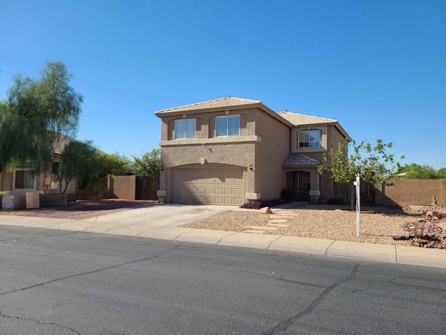 12421 W Berry Lane, El Mirage, AZ 85335 (MLS #6145579) :: Conway Real Estate