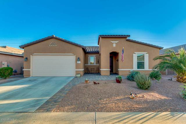 42461 W Sea Eagle Drive, Maricopa, AZ 85138 (MLS #6145592) :: NextView Home Professionals, Brokered by eXp Realty