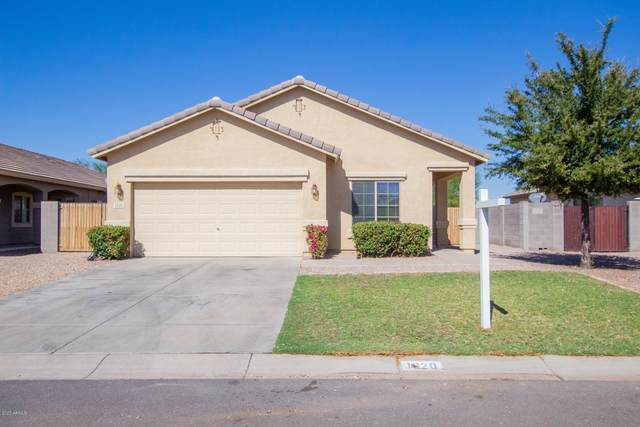 1320 W Brangus Way, San Tan Valley, AZ 85143 (MLS #6145676) :: The Everest Team at eXp Realty