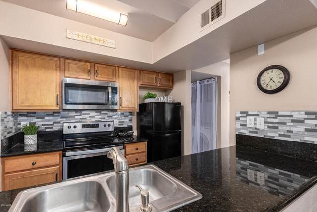 1241 N 48TH Street #215, Phoenix, AZ 85008 (MLS #6145853) :: Maison DeBlanc Real Estate
