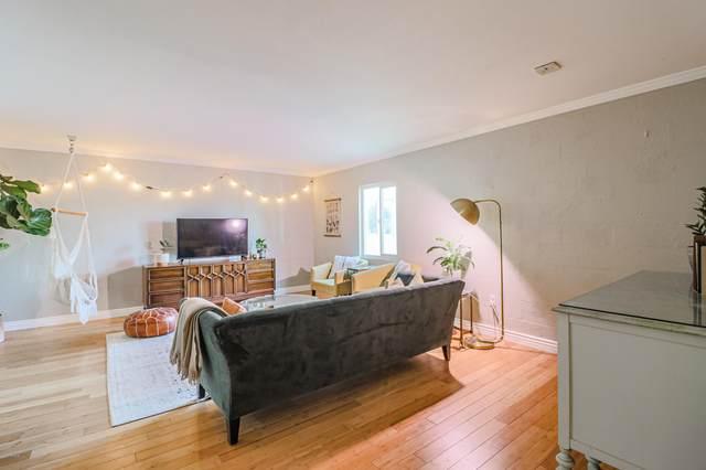 6236 N 16TH Street #15, Phoenix, AZ 85016 (MLS #6145933) :: Brett Tanner Home Selling Team