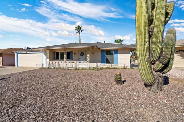 13636 N 103RD Avenue, Sun City, AZ 85351 (MLS #6146073) :: My Home Group