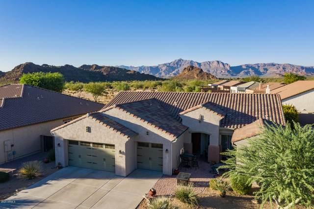 17950 E Reposa Court, Gold Canyon, AZ 85118 (MLS #6146222) :: Lucido Agency