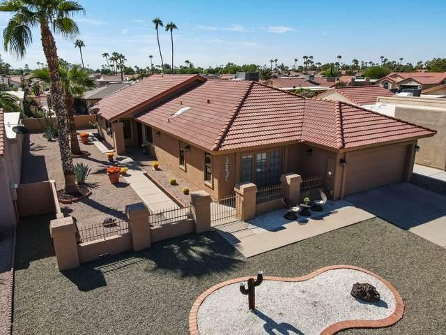 10409 E Spring Creek Road, Sun Lakes, AZ 85248 (MLS #6146271) :: Arizona Home Group