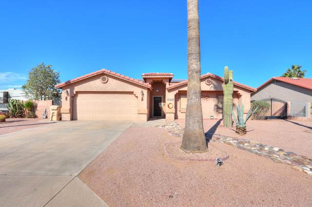 10238 W San Lazaro Drive, Arizona City, AZ 85123 (MLS #6146295) :: BVO Luxury Group