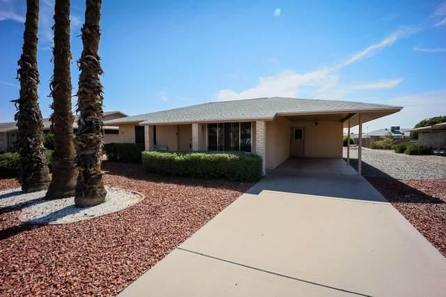 9743 W Augusta Drive, Sun City, AZ 85351 (MLS #6146388) :: Arizona Home Group