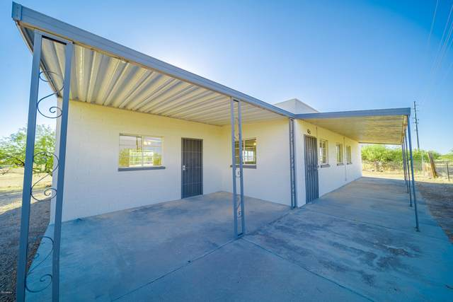 38440 NW Grand Avenue, Morristown, AZ 85342 (MLS #6146434) :: Long Realty West Valley