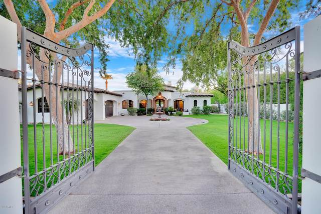 6109 E Exeter Boulevard, Scottsdale, AZ 85251 (MLS #6146527) :: The J Group Real Estate | eXp Realty