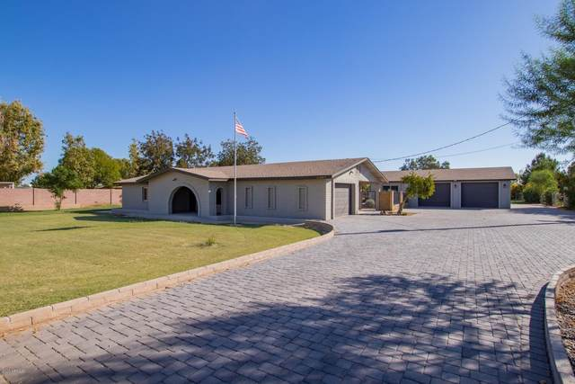 11029 N Dysart Road, El Mirage, AZ 85335 (MLS #6146568) :: Conway Real Estate