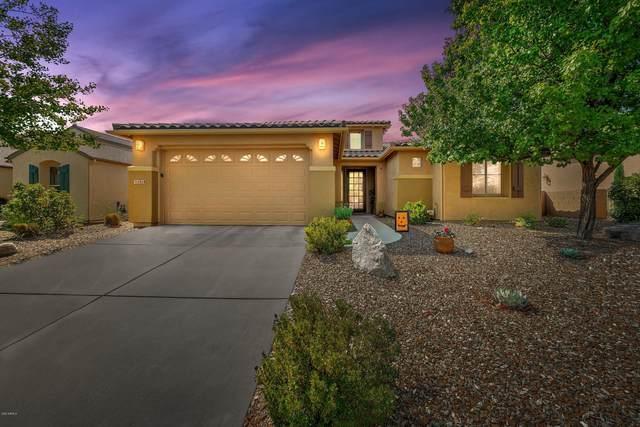 1018 N Cloud Cliff Pass, Prescott Valley, AZ 86314 (MLS #6146763) :: TIBBS Realty