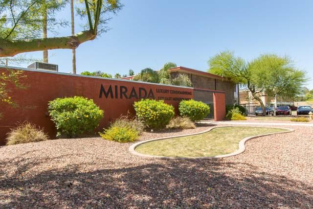 1225 E Medlock Drive #106, Phoenix, AZ 85014 (MLS #6146813) :: Conway Real Estate