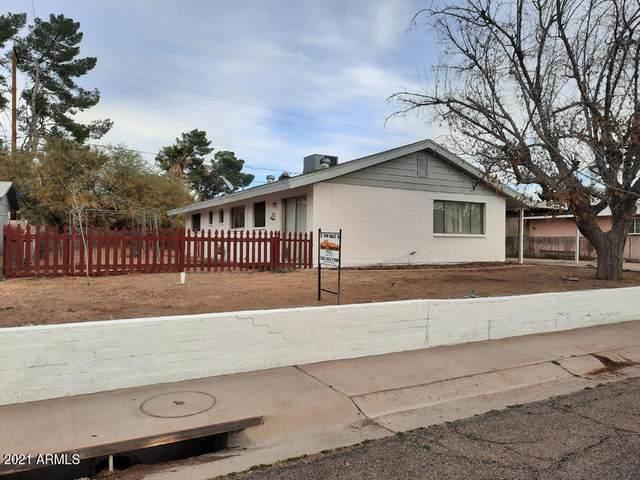 336 W Greenwich Road, Kearny, AZ 85137 (MLS #6147118) :: Yost Realty Group at RE/MAX Casa Grande