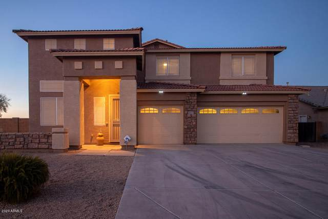 18532 W Acapulco Lane, Surprise, AZ 85388 (MLS #6147127) :: Devor Real Estate Associates