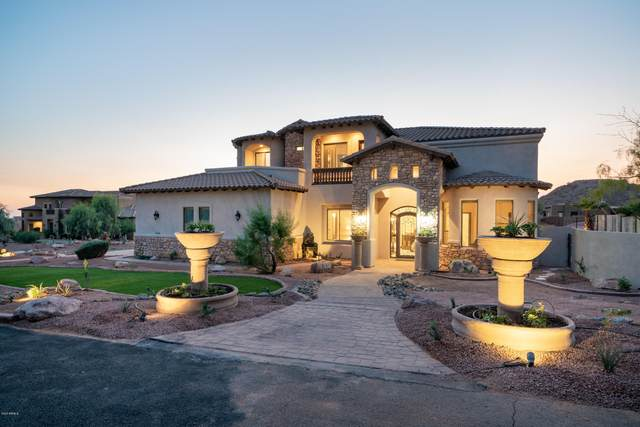 3018 N 91ST Place, Mesa, AZ 85207 (MLS #6147256) :: My Home Group