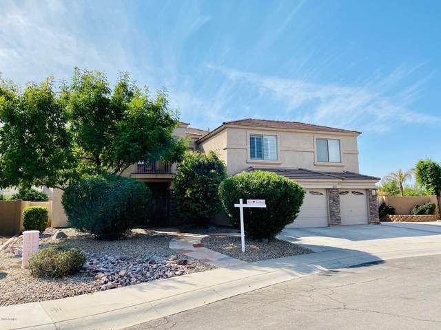 2021 E Westchester Drive, Chandler, AZ 85249 (MLS #6147287) :: Brett Tanner Home Selling Team