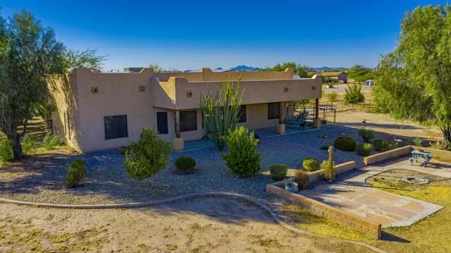 28621 N 252ND Drive, Wittmann, AZ 85361 (MLS #6147302) :: Budwig Team   Realty ONE Group