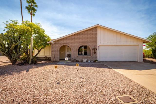 1154 S 81ST Way, Mesa, AZ 85208 (MLS #6147397) :: Nate Martinez Team