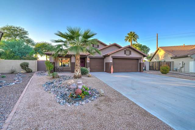 1022 S Meadows Drive, Chandler, AZ 85286 (MLS #6147656) :: NextView Home Professionals, Brokered by eXp Realty
