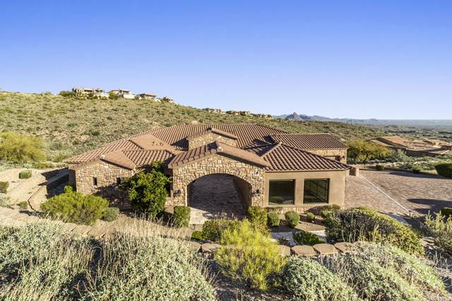 11007 N Crestview Drive, Fountain Hills, AZ 85268 (MLS #6147926) :: Sheli Stoddart Team   M.A.Z. Realty Professionals