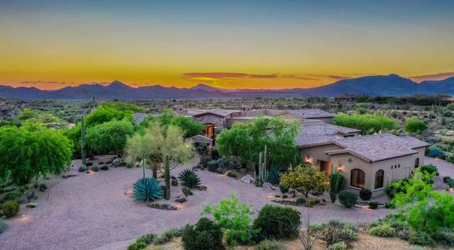 39092 N Ocotillo Ridge Drive, Carefree, AZ 85377 (MLS #6148001) :: The Helping Hands Team