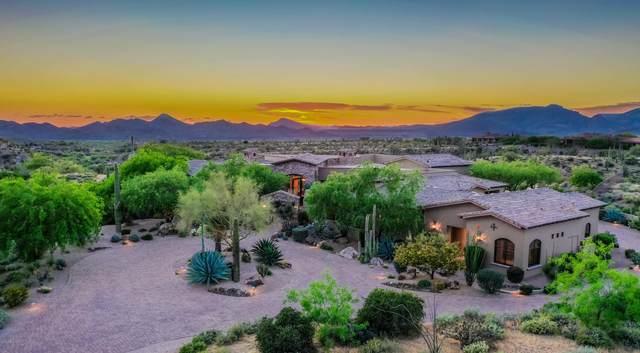 39092 N Ocotillo Ridge Drive, Carefree, AZ 85377 (MLS #6148001) :: The Riddle Group
