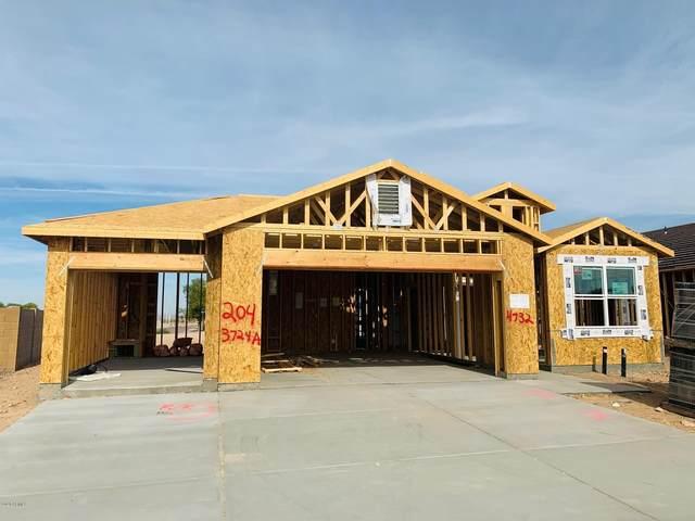 4732 W Cinnamon Avenue, Coolidge, AZ 85128 (#6148648) :: Long Realty Company