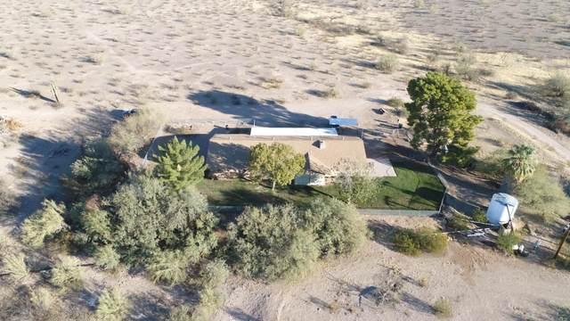 6890 W Hunt Highway, Florence, AZ 85132 (MLS #6148771) :: Brett Tanner Home Selling Team