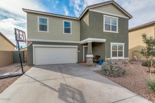 2773 E Renegade Trail, San Tan Valley, AZ 85143 (MLS #6148850) :: Power Realty Group Model Home Center