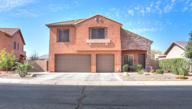 17710 N Kari Lane, Maricopa, AZ 85139 (MLS #6149028) :: Power Realty Group Model Home Center