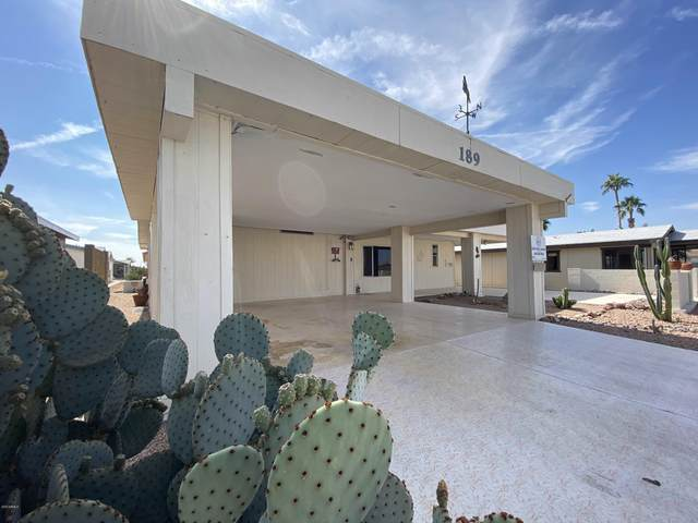 3500 S Tomahawk Road #189, Apache Junction, AZ 85119 (MLS #6149096) :: Walters Realty Group