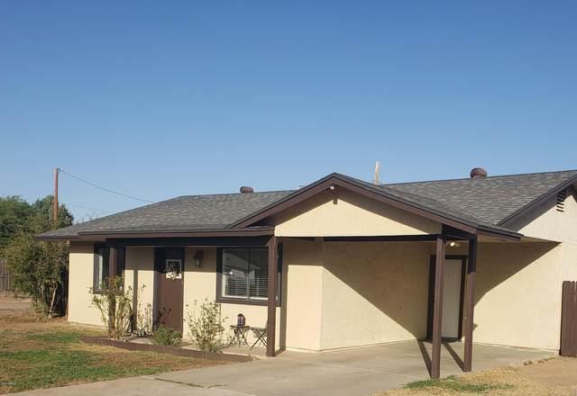 606 S 5TH Street, Buckeye, AZ 85326 (MLS #6149553) :: Dijkstra & Co.
