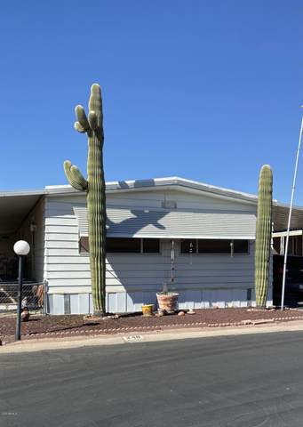 8780 E Mckellips Road #248, Scottsdale, AZ 85257 (#6149597) :: AZ Power Team | RE/MAX Results