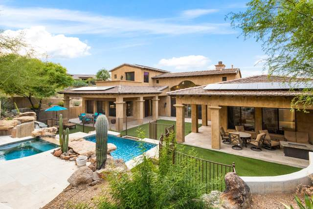 8671 W Lariat Lane, Peoria, AZ 85383 (MLS #6149631) :: Maison DeBlanc Real Estate