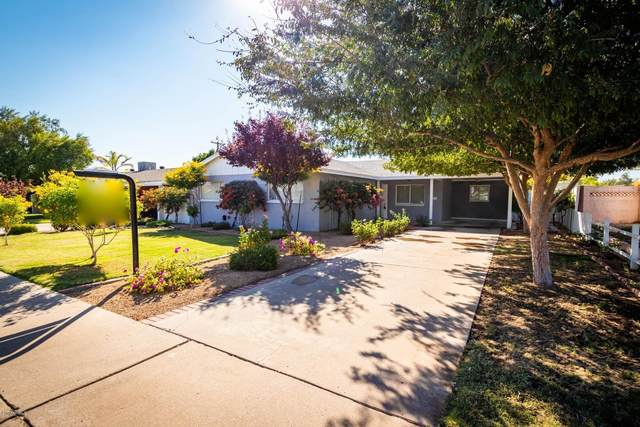 205 E Taylor Street, Tempe, AZ 85281 (MLS #6149663) :: The J Group Real Estate | eXp Realty