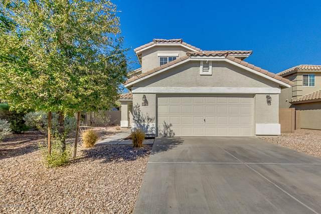 22252 W Desert Bloom Street, Buckeye, AZ 85326 (MLS #6149749) :: Lucido Agency