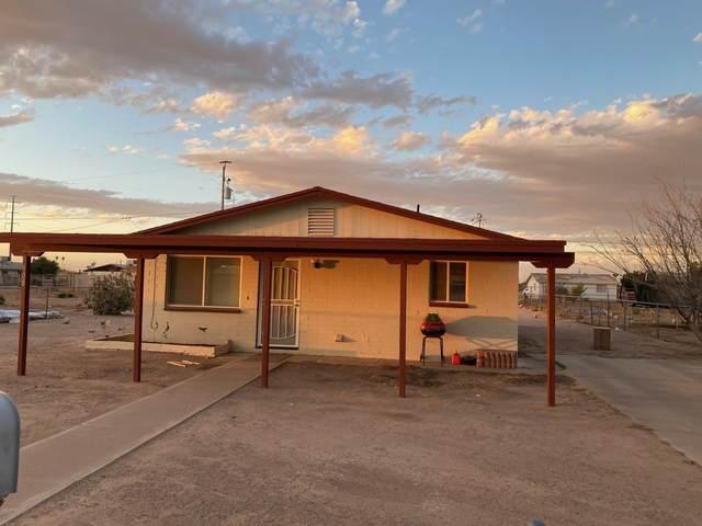508 W 4TH Street, Eloy, AZ 85131 (#6149763) :: Long Realty Company