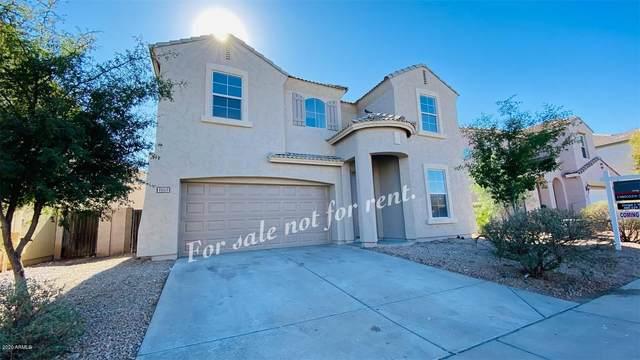 1023 E La Salle Street, Phoenix, AZ 85040 (MLS #6149789) :: Brett Tanner Home Selling Team