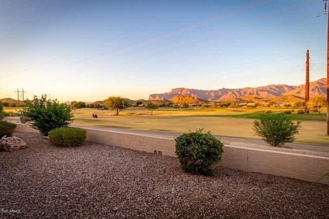 7692 E Whispering Mesquite Lane, Gold Canyon, AZ 85118 (MLS #6149905) :: The J Group Real Estate | eXp Realty