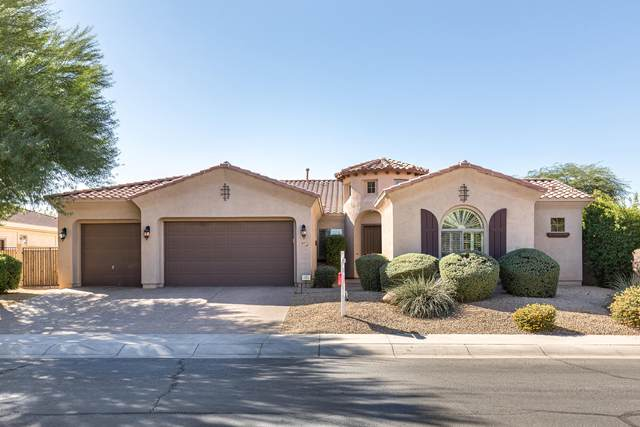 2472 N 141ST Lane, Goodyear, AZ 85395 (MLS #6149927) :: Long Realty West Valley