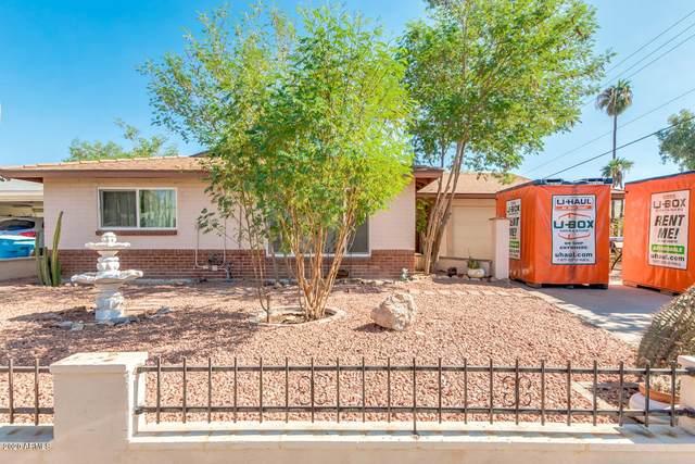 6701 N 26TH Drive, Phoenix, AZ 85017 (MLS #6150052) :: The Carin Nguyen Team