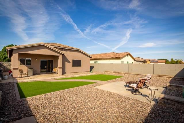 40905 N Hearn Street, San Tan Valley, AZ 85140 (MLS #6150092) :: TIBBS Realty