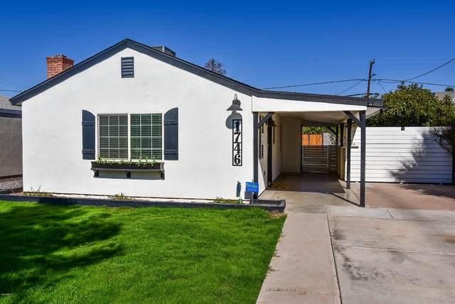1746 W Glenrosa Avenue, Phoenix, AZ 85015 (MLS #6150140) :: TIBBS Realty
