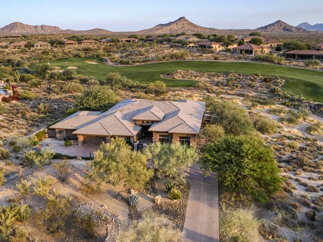 9609 E Roadrunner Drive, Scottsdale, AZ 85262 (MLS #6150241) :: The J Group Real Estate | eXp Realty