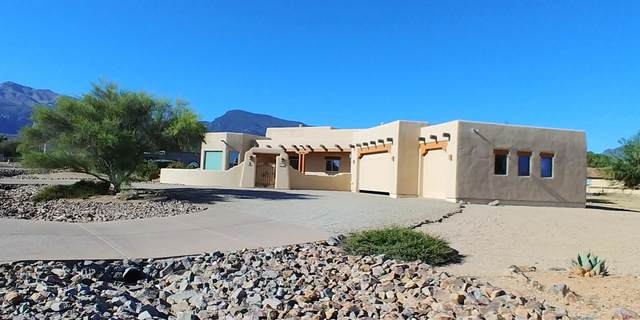 4422 S Equestrian Drive, Sierra Vista, AZ 85650 (MLS #6150347) :: The Riddle Group