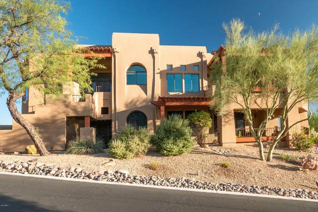 13013 N Panorama Drive #133, Fountain Hills, AZ 85268 (MLS #6150529) :: Devor Real Estate Associates