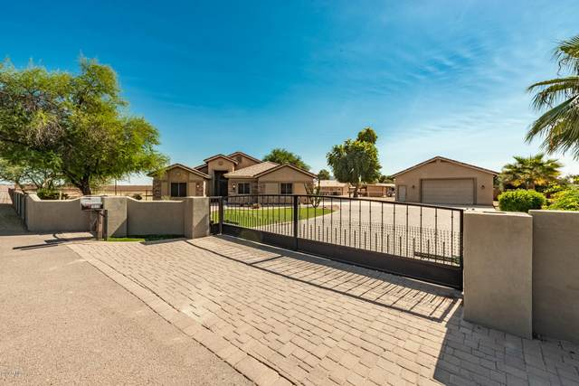 23930 S Val Vista Drive, Chandler, AZ 85249 (MLS #6150657) :: Nate Martinez Team
