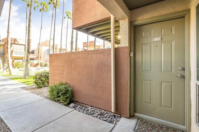 3500 N Hayden Road #405, Scottsdale, AZ 85251 (MLS #6150660) :: Walters Realty Group