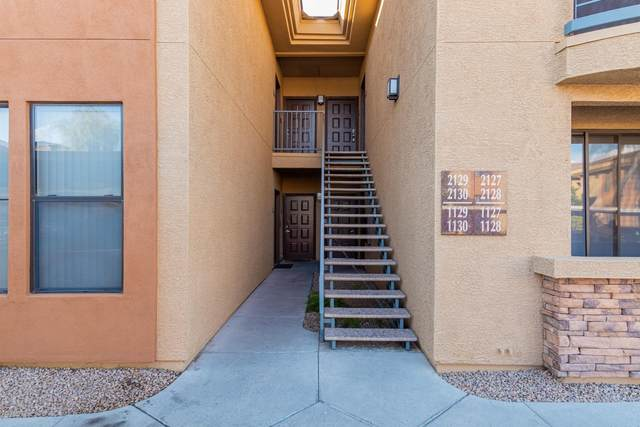 6900 E Princess Drive #2128, Phoenix, AZ 85054 (MLS #6150683) :: Brett Tanner Home Selling Team