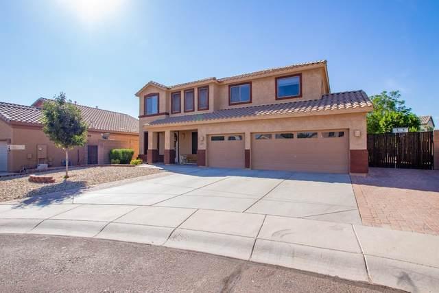 21728 N 91ST Lane, Peoria, AZ 85382 (MLS #6150791) :: Arizona Home Group